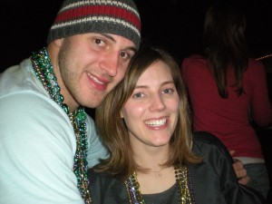 Chris & Becca